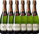 6er Paket Crémant de Loire Brut Blanc Excellence - Bouvet Ladubay