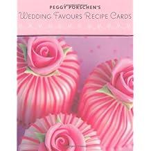 Wedding Favour Recipe Cards by Peggy Porschen (2008-03-14)