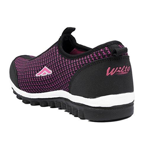 7240532d24e487 Buy Asian shoes Riya-01 Rani Pink Ladies Sports Shoes on Amazon |  PaisaWapas.com