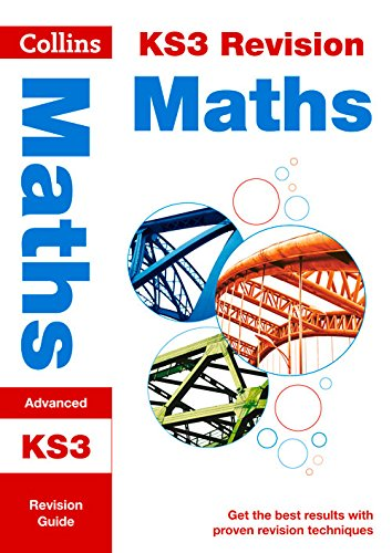 KS3 Maths (Advanced) Revision Guide (Collins KS3 Revision)