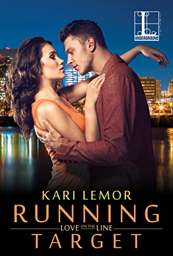 Book cover image for Running Target (Love on the Line Book 2)