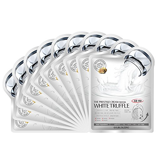 DOUBLE AND ZERO THE PRESTIGE CREAM MASK WHITE TRUFFLE