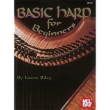 Basic Harp For Beginners (English Edition)