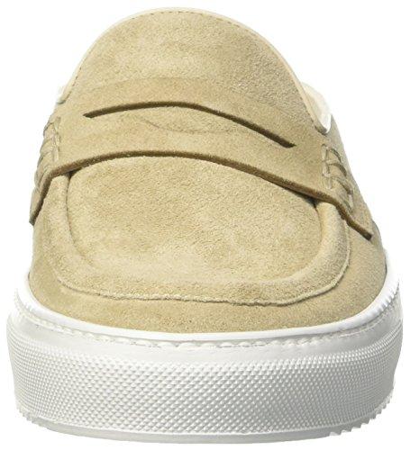 Barracuda Damen Bd0709 Hohe Sneaker Beige (Sabbia)