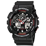 Best G Shock - Casio G-Shock Analog-Digital Black Dial Men's Watch Review