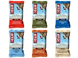 Clif Bar Energy Bar Variety Trial Pack, 6 x 86 g (408 g)