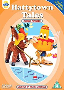 Hattytown Tales - Going Fishing [DVD]