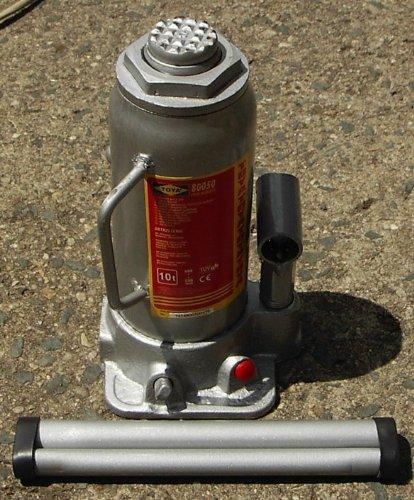 VOREL 80050 - HIDRAULICA TUV BOTELLA JACK10T GS / CE