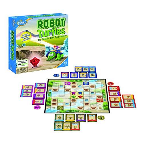 ThinkFun Robot Turtles Brettspiel -
