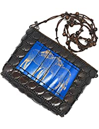 Classic Handmade Crossbody Strap Sling Bag, Handbag For Women And Girls, Made From Natural Coconut Shell By DAISYLIFE