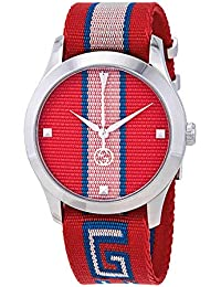 Amazon.es  Gucci - Rosa  Relojes ba68ec10e884