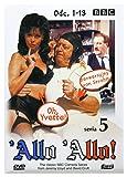 'Allo 'Allo! Season 5 Episods 1-13 [Region Free] (IMPORT) (Keine deutsche Version)