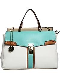 Diana Korr Blue Handbag