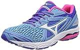 Mizuno Wave Prodigy Wos, Chaussures de Running Femme, Multicolore (Aquarius/White/pinkglo 02), 38 EU