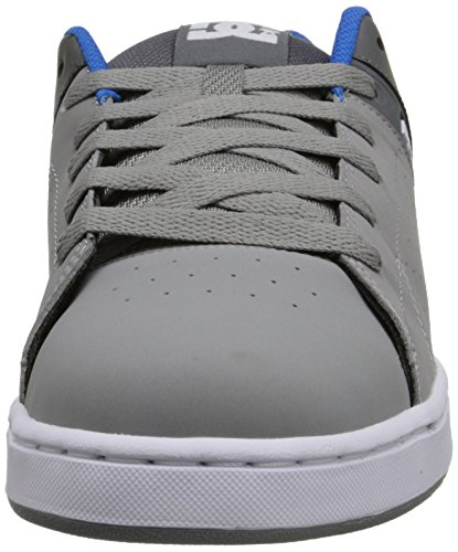 DC Salaire chaussures pour hommes Grey