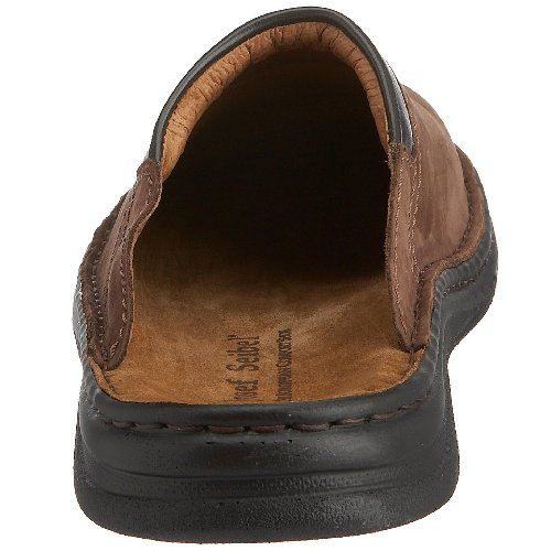 Josef Seibel Max, Chaussons homme Marron