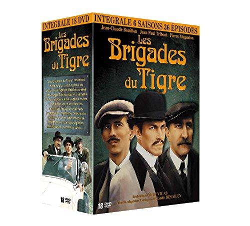 Bild von Coffret les brigades du tigre, saisons 1 à 6 [FR Import]