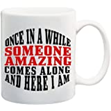 """Someone Amazing"" - MugsnKisses Range - Each Mug Comes In An Individual Giftbox"
