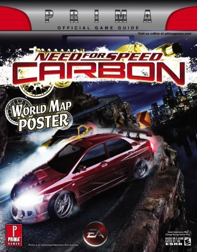 Need for Speed: Carbon (Prima Official Game Guide) by Brad Anthony (2006-10-31)