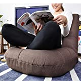 Best X Rocker Chair For Backs - D&W Adjustable 14-position memory foam floor chair|Padded gaming Review