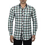 Jim Scott Men's Cotton Casual Shirt_CS00...