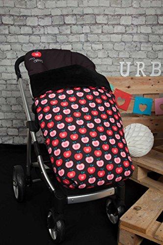 Babyline Apples - Saco de silla de paseo