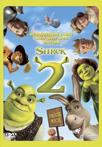 Bild von Shrek 2 - Der tollkühne Held kehrt zurück (2 DVDs)