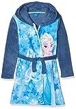 Disney Frozen Mädchen Bademantel Frozen,Blau, 6 Jahre