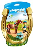 Playmobil 6971 - Pony Butterfly, Multicolore