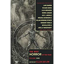 The Best Horror of the Year Volume 1