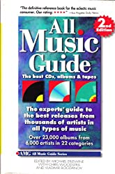 All Music Guide: Best CDs, Albums and Tapes