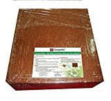 #1: Cocogarden Cocopeat Block - Expands up to 75 litres of Coco Peat Powder
