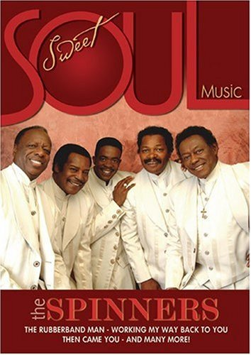 Sweet Soul Music - The Spinners (Music DVD)