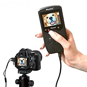Phottix Hector HD Live-View Wired Remote set For Canon (EU)
