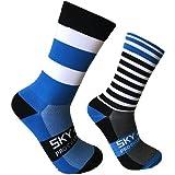 Calcetines Deportivos Calcetines para Correr para Mujeres y Hombres, tamaño Libre 39-45, Uso, Transpirables y duraderos, para