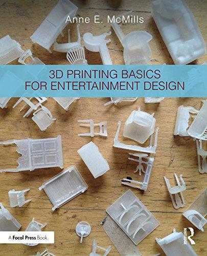 3D Printing Basics for Entertainment Design (English Edition)
