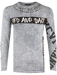Cipo & Baxx Herren Sweatshirt CL254