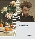 Fantin-Latour - Journal de l'artiste - L'album de l'exposition - RMN - 14/09/2016
