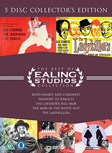 The Best Of Ealing Collection [DVD]