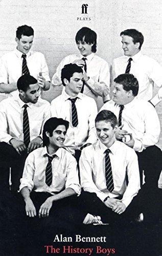 Portada del libro The History Boys: A Play by Alan Bennett (2006-04-04)