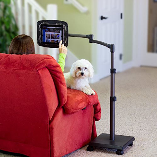 Levo Deluxe iPad Floor Stand for all Best Tablet