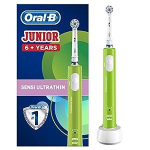 Oral-B Teen Elektrische Zahnbürste, für Teenager ab 12 Jahren