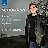 Schumann: Carnaval [Boris Giltburg] [NAXOS: 8573399]