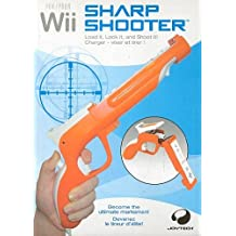 Fusil sharp shooter pour wii