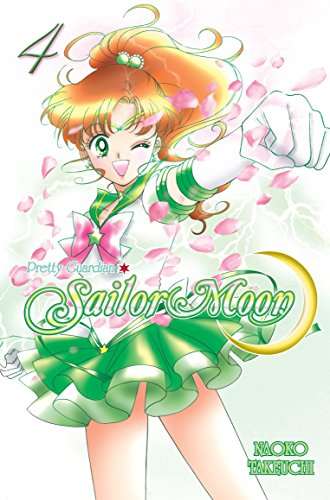 Sailor Moon Vol. 4 (Pretty Guardian Sailor Moon) por Naoko Takeuchi