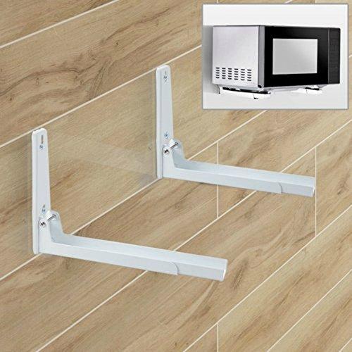Regal Rack Wandhalterung Küche Mikrowelle Halterung Ständer ()