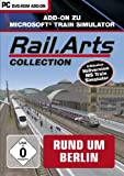 RailArts Collection - Rund um Berlin MSTS + 3 Strecken [Edizione: Germania]