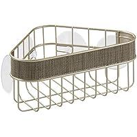 Amazon.es: cestas baño - InterDesign / Baño: Hogar y cocina