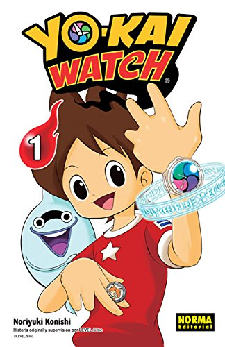 Descargar Libro Yo- Kai Watch. de Noriyuki Konishi