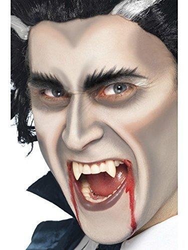 Blut Und Zähne Halloween Zubehör ()